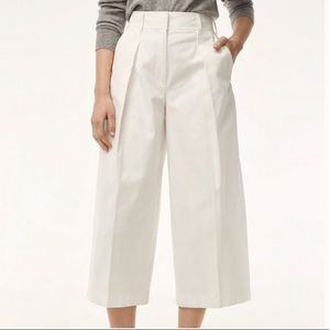The Group by Babaton Wide Leg Pleated Trouser Pant